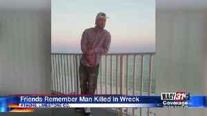 Friends remember Athens man after fatal crash [Video]