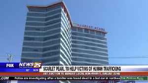 Scarlet Pearl to help victims of human trafficking [Video]