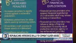 Republicans introduce bills to combat elder abuse [Video]