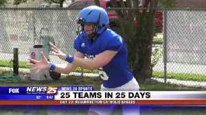 25 Teams in 25 Days: Resurrection Catholic Eagles [Video]
