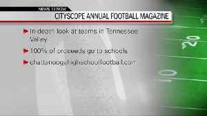 CITYSCOPE ANNUAL FOOTBALL MAGAZINE 08-21-19 [Video]