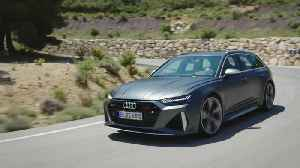 The fourth generation of the RS icon - the new Audi RS 6 Avant [Video]