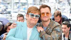'Rocketman' star Taron Egerton to voice audiobook version of Elton John's memoir [Video]