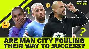 Are Manchester City a dirty team? | Three Minute Myths [Video]