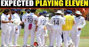 India's probable playing 11 against west indies [Video]