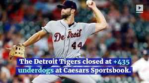 Astros Lose to Tigers as Historic Favorites [Video]