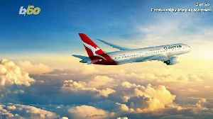 Qantas Airways to Test 19-Hour 'Long Haul' Flights from Sydney to New York & London [Video]