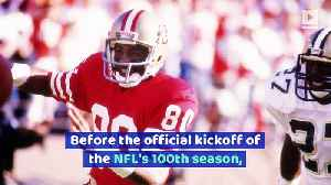 NFL's Best of All-Time By Position [Video]