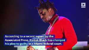 Kodak Black Pleads Guilty to Federal Charges [Video]