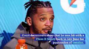 NFL Player Patrick Chung Indicted on Drug Charges [Video]