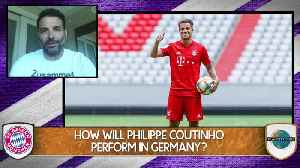 How Will Philippe Coutinho Perform For Bayern Munich? [Video]