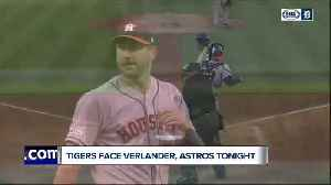 Justin Verlander faces Miguel Cabrera for the first time in a game [Video]