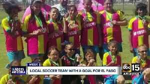 Valley soccer teams step up to help El Paso [Video]