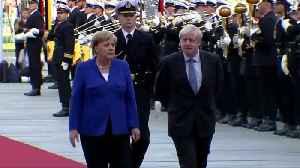 Budge on Brexit, British PM Johnson tells Merkel [Video]