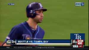 Tampa Bay Rays rally in 9th inning, beat Seattle Mariners 7-6 to avoid 3-game sweep [Video]