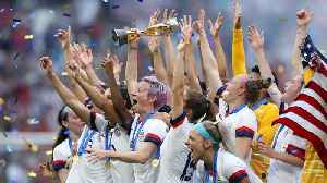 U.S. Women's Soccer Team Gets Trial Date For Discrimination Lawsuit [Video]