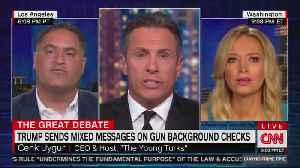 Cenk Uygur allowed to talk trash on CNN [Video]