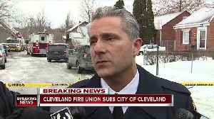Cleveland firefighters file lawsuit to have fire chief removed from office [Video]