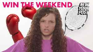 5 ways to sweat this weekend [Video]