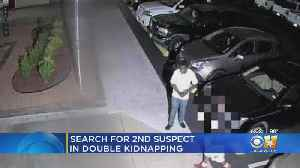 Dallas Police Search For 2nd Suspect In Double Kidnapping [Video]