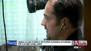 Navy vet preserving stories of Gold Star families [Video]