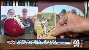 News video: T-Bones host family hopes to continue 15-year tradition despite team's eviction