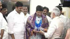 Centre committed towards fast development of Andhra Pradesh Piyush Goyal [Video]