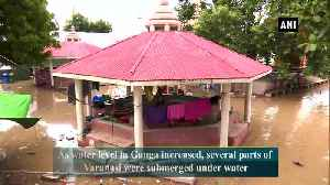 Several residential areas in Varanasi under water as Ganga swells [Video]