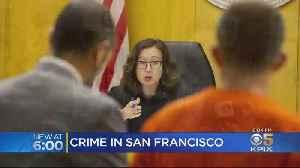 San Francisco Talks Fear And Frustration Despite Falling Crime Rates [Video]