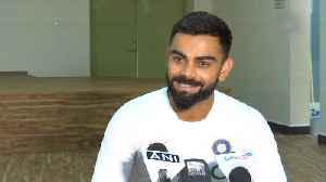 News video: Ahead of clash with West Indies, Virat Kohli lauds World Test Championship
