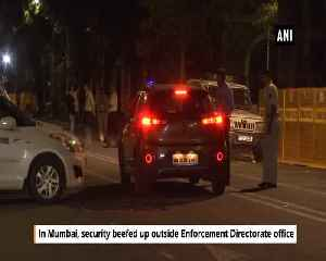 Security tightens outside ED Mumbai office ahead of Raj Thackeray questioning [Video]