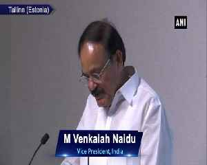 Time to celebrate victory of 'forces of peace' against forces of war Venkaiah Naidu [Video]