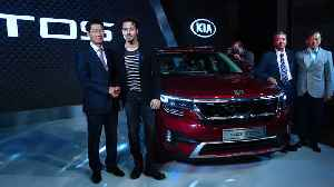 Tiger Shroff launches Kia Motors' Seltos in Mumbai, calls the SUV 'badass' [Video]