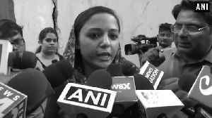 News video: Shehla Rashid defends tweets alleging army excesses in Jammu & Kashmir