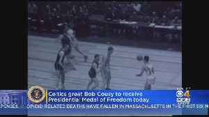 Bob Cousy To Receive Medal Of Freedom At White House Ceremony [Video]