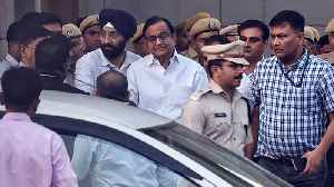 Chidambaram sent to 4 day CBI custody after arrest in INX media case [Video]
