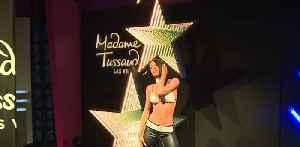 Aaliyah wax figured unveiled [Video]
