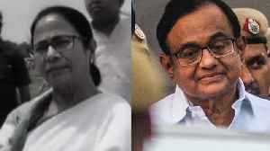 Matter handled in depressing way: Mamata Banerjee on CBI-Chidambaram saga [Video]