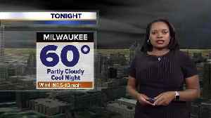 Elissia Wilson's midday Storm Team 4cast for 8/22 [Video]