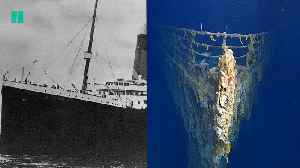 The Titanic Is Falling Apart [Video]