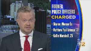 2 Former Sharon Police Officers Facing Charges [Video]