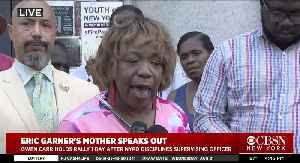 Mom Of Eric Garner Speaking Out After Decision On Sgt. Kizzy Adonis [Video]