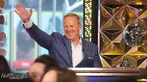 News video: Sean Spicer on 'Dancing With the Stars' Backlash: