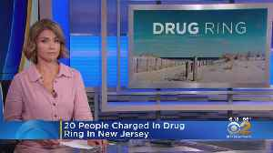 20 Charged In Jersey Shore Drug Ring [Video]