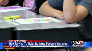 New device to help Athens students become engaged [Video]