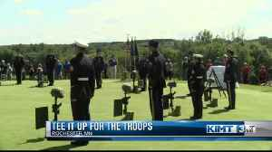 Tee it Up for the Troops [Video]