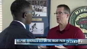 Helping Juveniles Stay on the Straight and Narrow [Video]