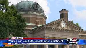 Waiting For Court Documents After Indictment [Video]