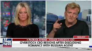 Overstock.com CEO Resigns After 'Deep State' Comments and Claiming FBI Ordered Him to Have a Relationship with Russian Agent Mar [Video]