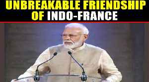 PM Modi speaks about Indo-France relations | Oneindia News [Video]